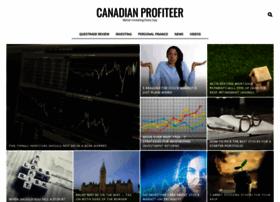 canadianprofiteer.com
