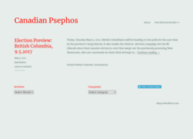 canadianpsephos.wordpress.com
