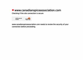 canadianspiceassociation.com