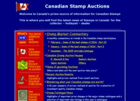 canadianstampauctions.com