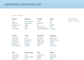 canadiens-montreal.com