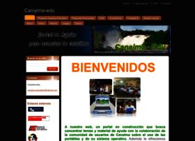 canaima-edu.webnode.com.ve