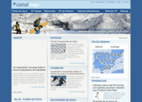 canal-esqui.com