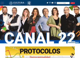 canal22.org.mx