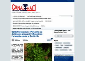 canalplushaiti.net