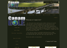 canamgolf.net