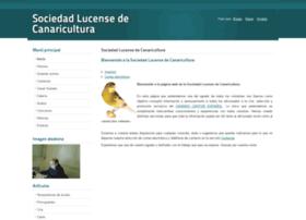 canariculturalucense.com