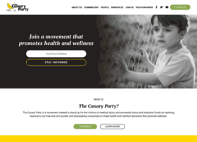 canaryparty.org