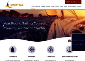 canarysail.com