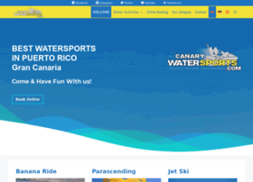 canarywatersports.com