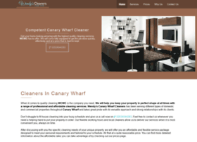 canarywharf-cleaners.co.uk