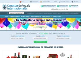 canastasderegalointernacionales.com