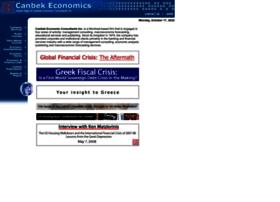 canbekeconomics.com