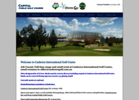 canberragolf.com.au