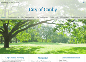 canby.govoffice.com