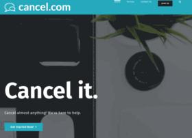 cancel.com