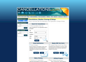 cancellations.com