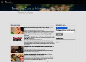 cancer.trendolizer.com