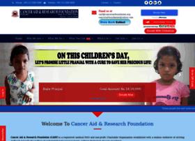 cancerarfoundation.org