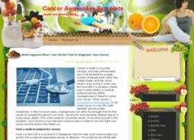 cancerawarenessbracelets.info