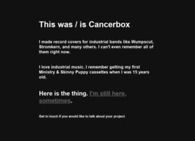 cancerbox.com