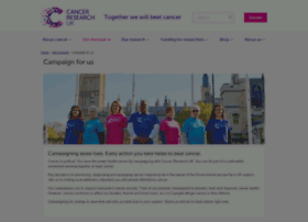 cancercampaigns.org.uk