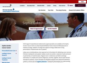cancercare.lahey.org