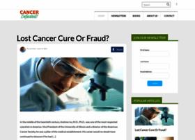 cancerdefeated.com