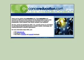 cancereducation.com