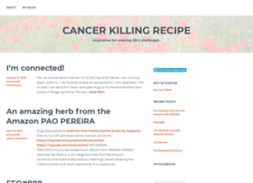 cancerkillingrecipe.me