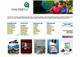 cancernet.co.uk
