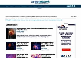 cancernetwork.com