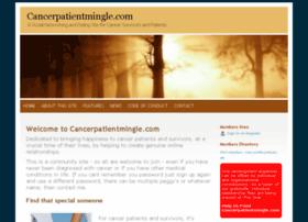 cancerpatientmingle.com