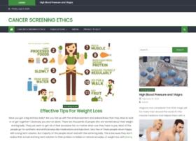 cancerscreeningethics.org