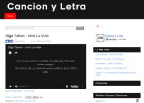 cancionyletra.net