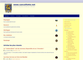 cancoillotte.net