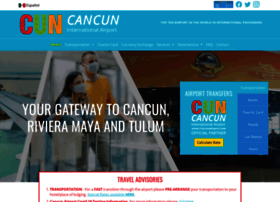 cancun-airport.com