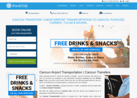 cancun-transfers.net
