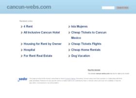 cancun-webs.com