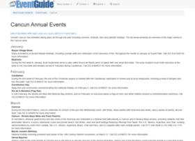 cancun.eventguide.com