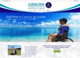 Cancunaccesible.com