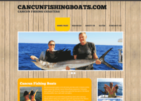 cancunfishingboats.com