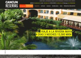 cancunreservas.com