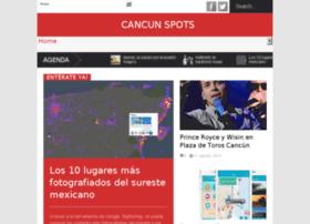 cancunspots.com