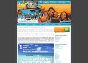 cancunvacaciones.com.mx