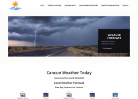cancunweathertoday.com