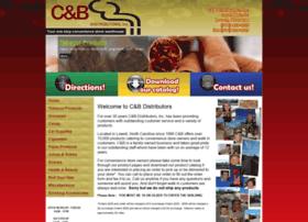 candbdistributors.com