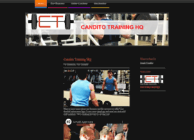 canditotraininghq.com