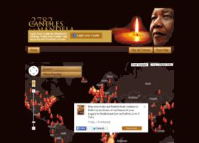 candlesformandela.com