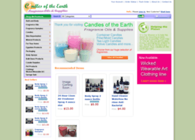 candlesoftheearth.com